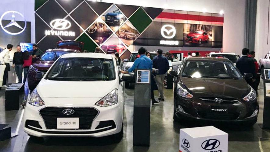 Feria de vehículos nuevos en Ciudad de Guatemala | Octubre 2019