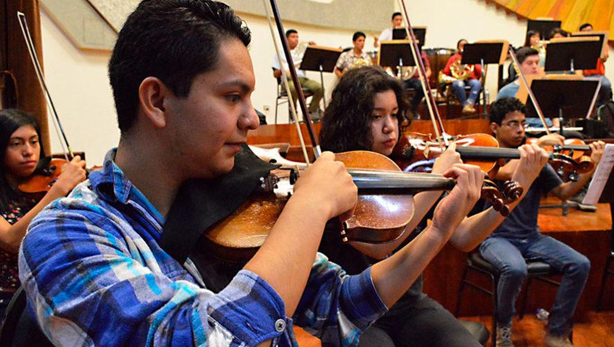 Festival Juvenil de la Orquesta Sinfónica Nacional | Octubre 2019