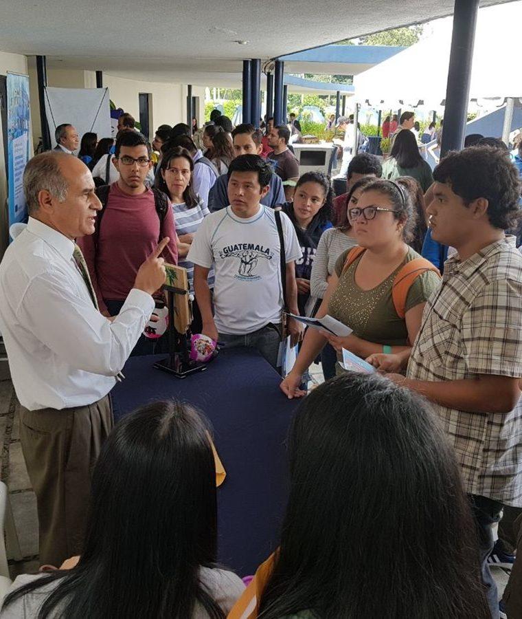 (Foto: Universidad de San Carlos)