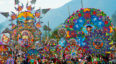 Festival de barriletes gigantes de Sumpango, Sacatepéquez | Noviembre 2019