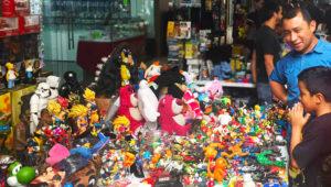 Festival de juguetes en Ciudad de Guatemala   Diciembre 2019