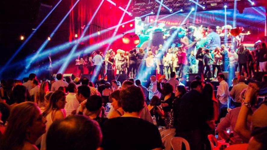 Fiesta con música de los 80 y 90 junto a Simplemente Rosita | Octubre 2019