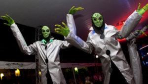 Fiesta de Halloween en Antigua Guatemala | Octubre 2019