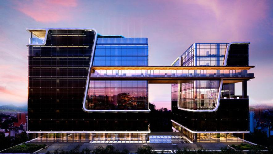 Forum Zona Viva Guatemala 2019 LEED Edificio Ambiental