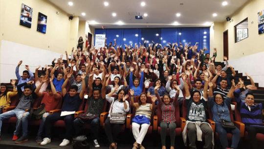 Gana una beca para estudiar inglés y aplica a una plaza de empleo en Allied Global Guatemala