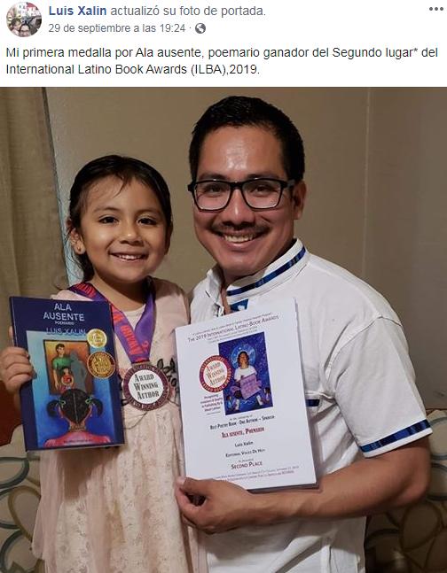 Guatemalteco ganó premio