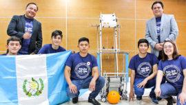 Guatemaltecos participarán en Olimpiadas de Robótica 2019 en Dubái y México