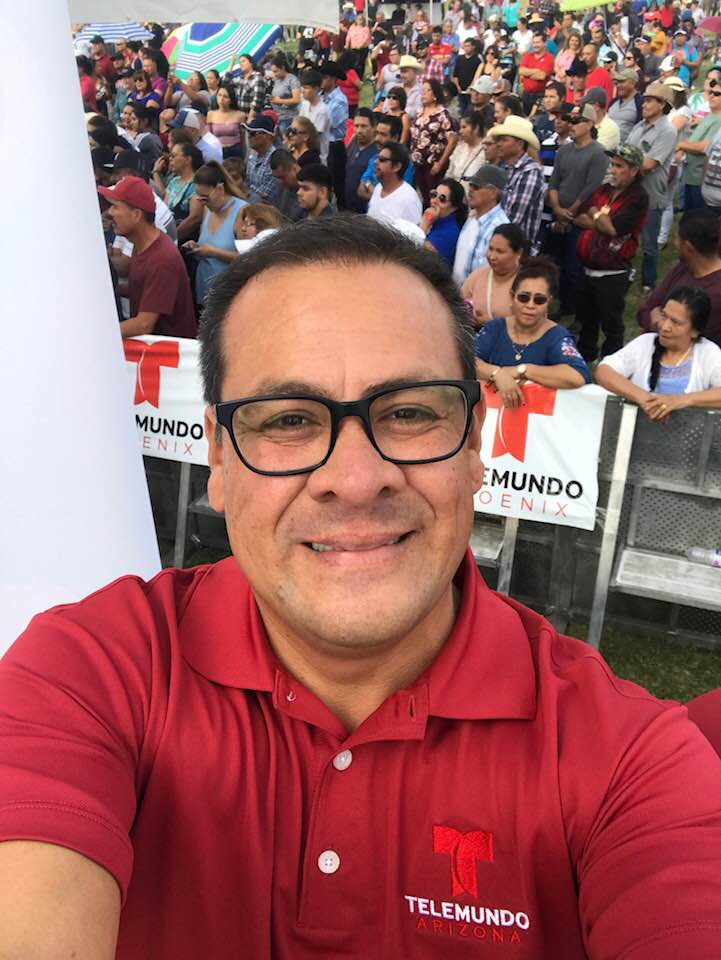 Julio Cisneros, originario de Jutiapa, ganó premio Emmy 2019