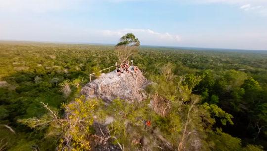 La Danta en Guatemala es la pirámide más grande del mundo, según exploradores de Yes Theory