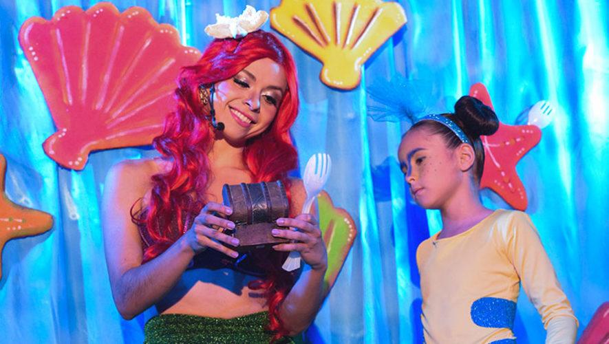 La Sirenita, obra musical para niños | Noviembre 2019