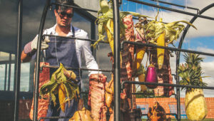 La Sociedad del Asado visita Caoba Farms en Antigua Guatemala | Octubre 2019