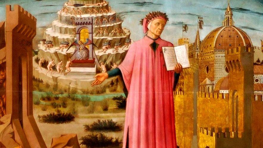 Lecturas gratuitas de la Divina Comedia de Dante   Noviembre 2019