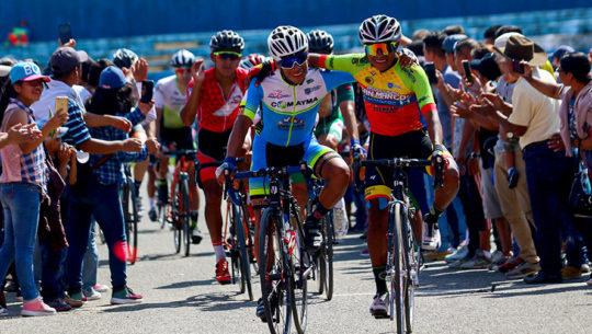 Los equipos nacionales que participarán en la 59 Vuelta Ciclística a Guatemala 2019