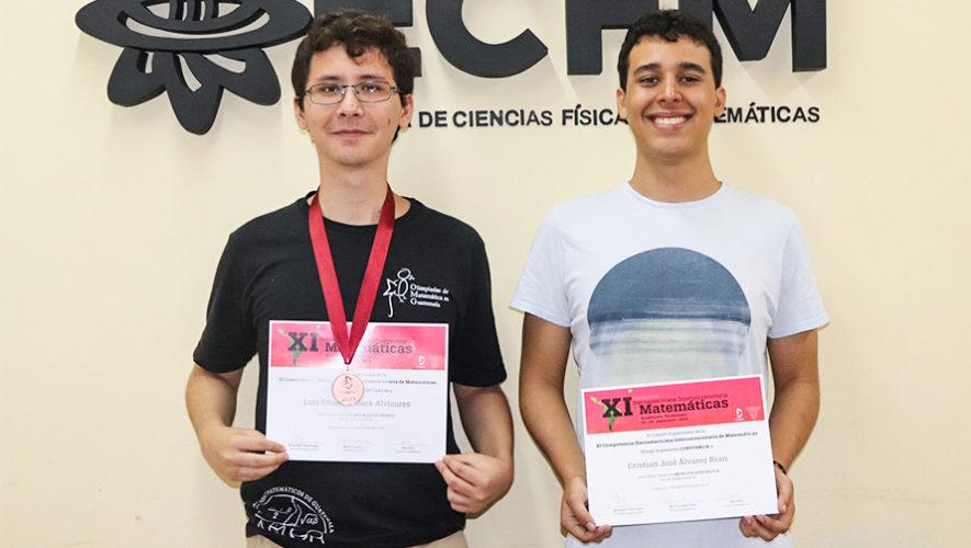 Luis Mack ganó medalla de bronce en Competencia de Matemáticas 2019 en México