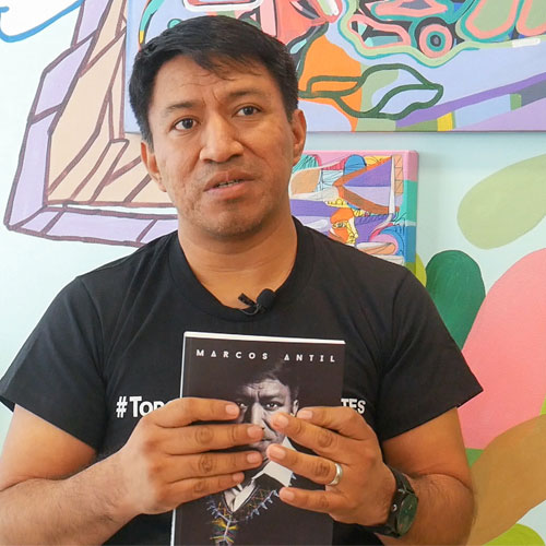 Marcos Antil Entrevista XumaK Guatemala marketing