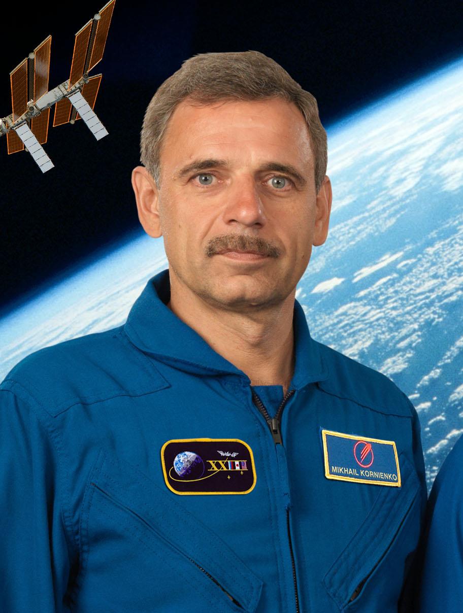 (Foto: NASA / Bill Stafford)