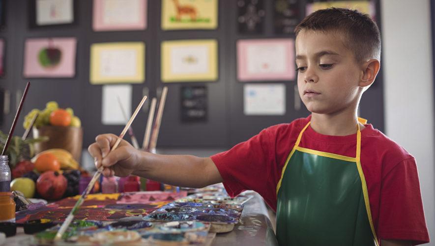 NAN subastará obras de arte a beneficio de educación infantil en Guatemala