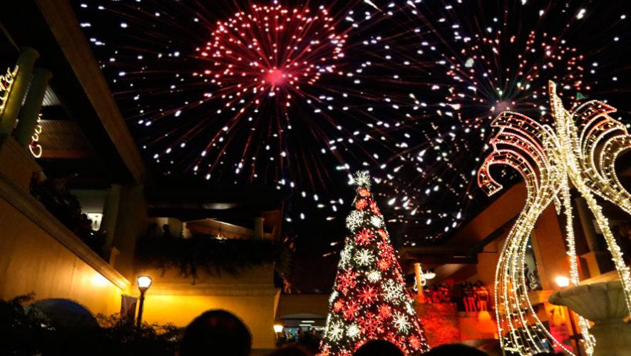 Navidad Fantástica, show gratuito y espectáculo de luces | Noviembre 2019