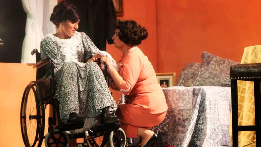 Obra de teatro ¿Qué fue de Baby Jane? en Guatemala | Octubre 2019