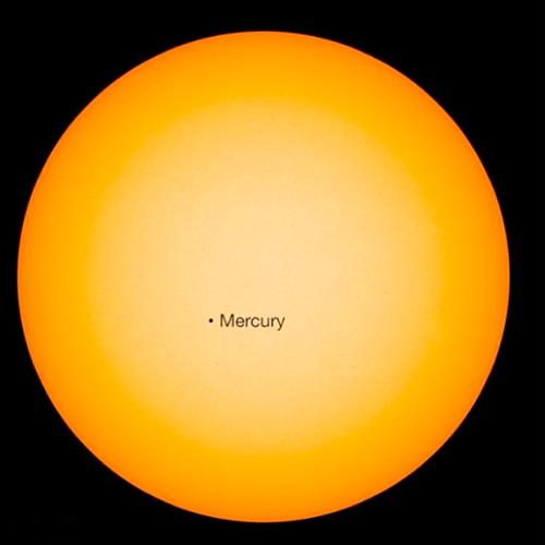 Observar a Mercurio desde Guatemala