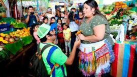 Ópera en los mercados de la Ciudad de Guatemala   Octubre 2019