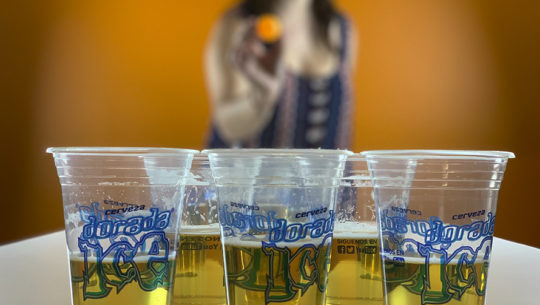Participa en el Torneo de Beer Pong de Dorada Ice y compite en Las Vegas