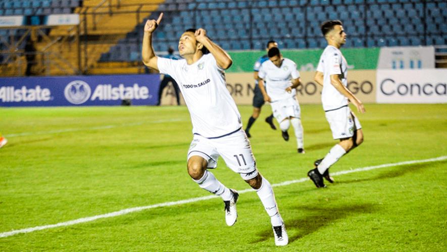 Partido de vuelta Comunicaciones vs. Olimpia por la Liga Concacaf | Octubre 2019