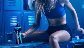 Powerade Uva nuevo sabor de bebida hidratante para deportistas guatemaltecos