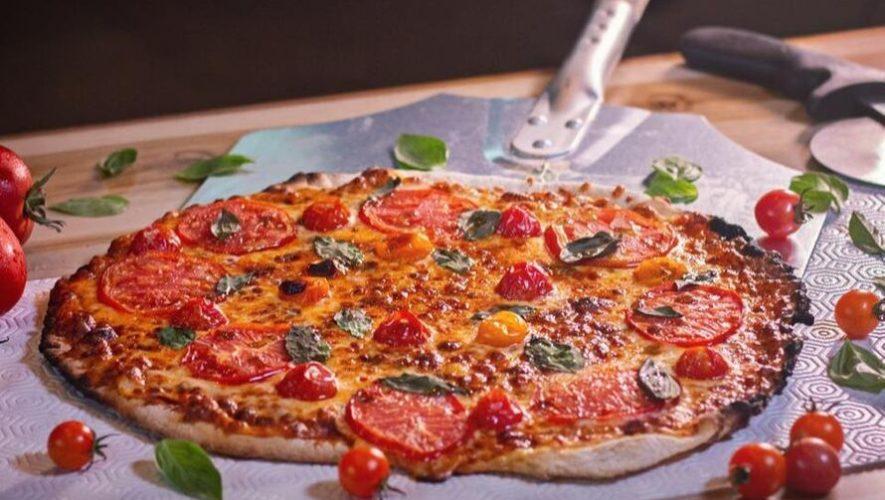 Promoción de todo lo que puedas comer de pizza   Octubre 2019