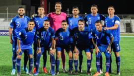 Próximos partidos de la selección nacional de Guatemala: noviembre 2019