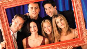 Proyección de episodios de Friends en cines | Octubre 2019