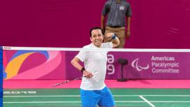 Raúl Anguiano, nominado al mejor atleta de los Juegos Parapanamericanos de Lima 2019