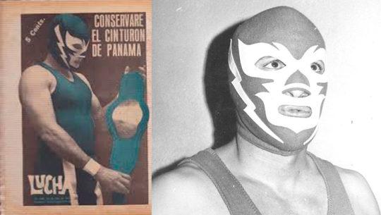 Rayo Chapín, el ícono de la lucha libre en Guatemala