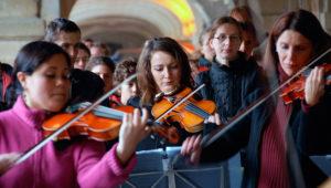 Recital gratuito de música barroca en Antigua Guatemala | Octubre 2019