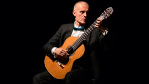 Recital gratuito por el guitarrista italiano Fabio Montomoli en Quetzaltenango | Octubre 2019