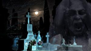 Recorrido nocturno de leyendas por el cementerio de Sacatepéquez | Octubre 2019