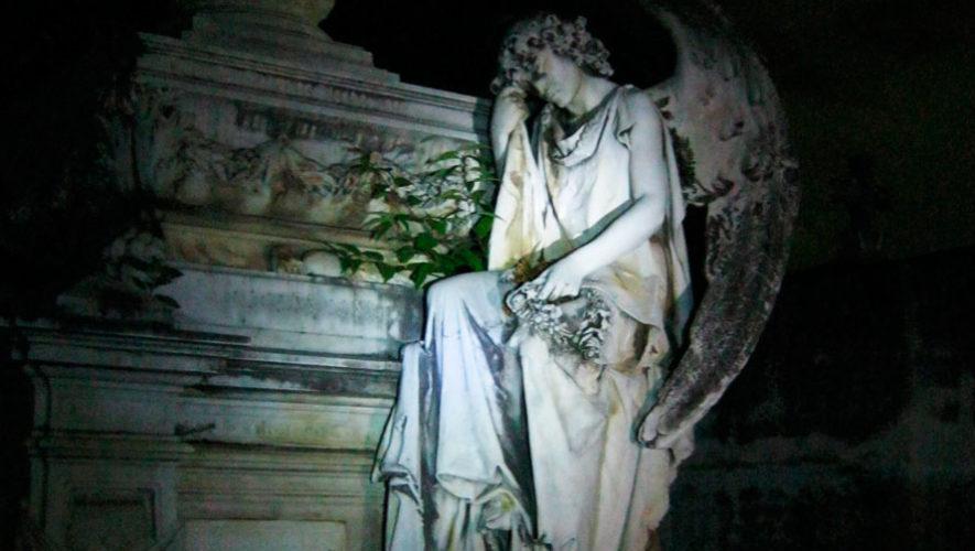 Recorrido nocturno por el Cementerio General de Quetzaltenango | Noviembre 2019