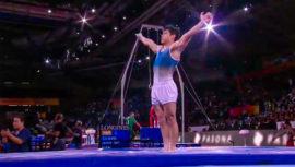 Resultados de los gimnastas de Guatemala en el Mundial de Stuttgart 2019