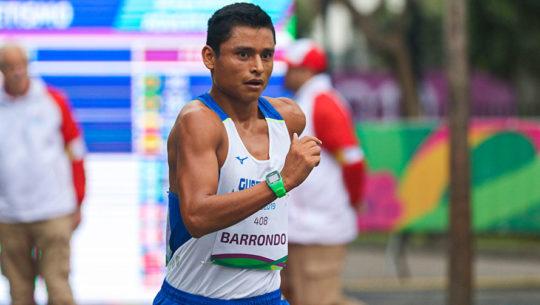 Resultados de los marchistas guatemaltecos en el Campeonato Mundial de Doha 2019