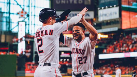 Serie Mundial de Béisbol 2019: Horarios y canales para ver los juegos de Astros vs. Nacionales