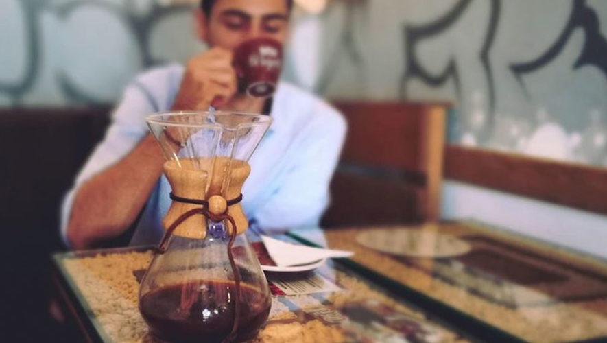Taller de café para principiantes en Zona 13 | Noviembre 2019