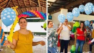 Taller de decoración con globos para principiantes   Octubre 2019