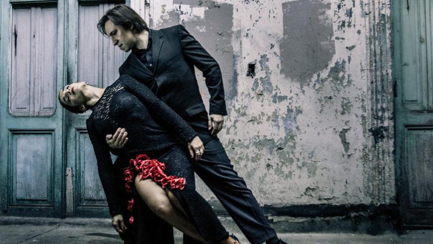 Taller con los campeones mundiales de tango escenario | Octubre 2019