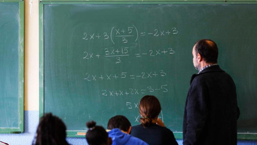 Taller gratuito de matemáticas en la Universidad de San Carlos | Noviembre 2019