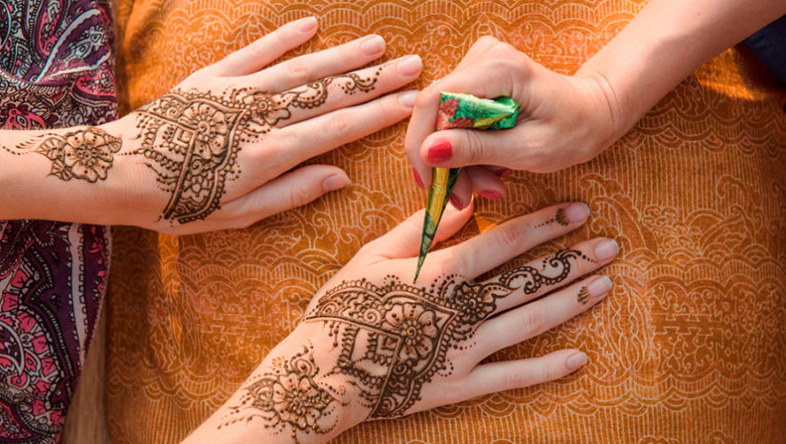 Taller gratuito de tatuajes de henna | Noviembre 2019