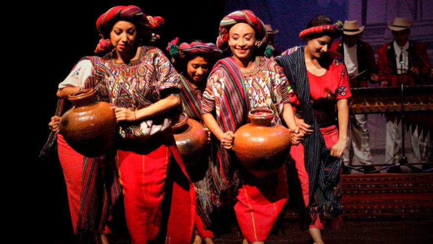 Temporada familiar del Ballet Moderno y Folklórico de Guatemala | Octubre - Noviembre 2019