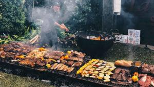 Todo lo que puedas comer de carne asada   Noviembre 2019