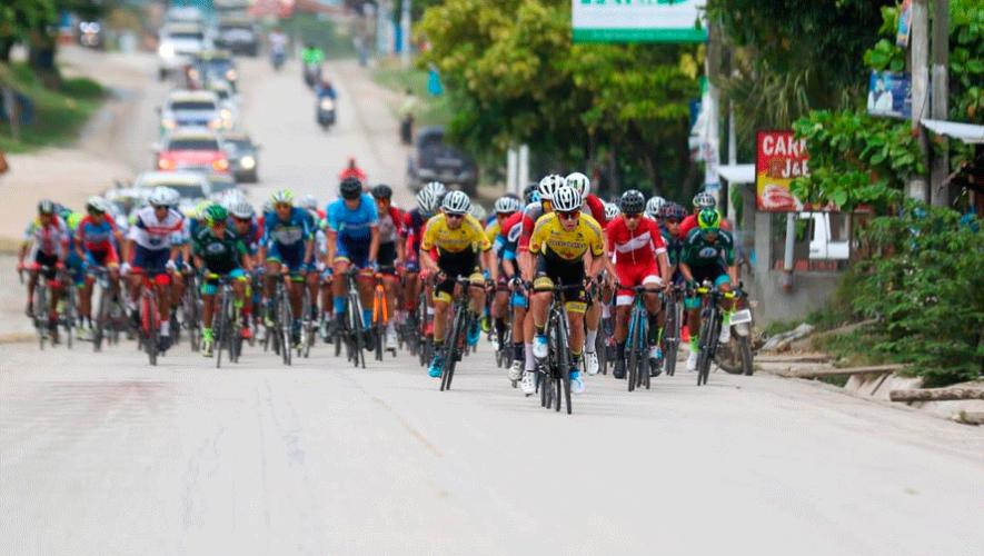 Todos los resultados por etapa de la 59 Vuelta Ciclística a Guatemala 2019