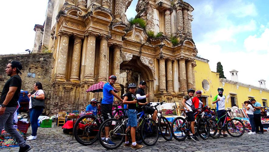 Tour en bicicleta a los pueblos mágicos de Antigua Guatemala   Octubre 2019