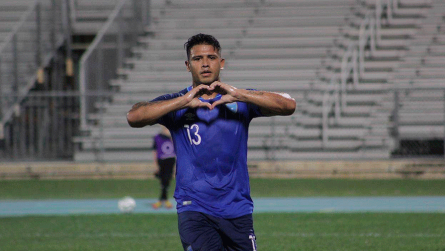 Transmisión en vivo del partido amistoso Bermudas y Guatemala, octubre 2019
